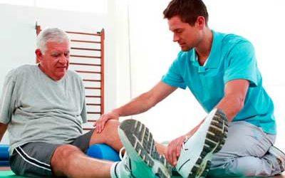 Fisioterapia para mayores