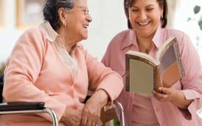 Importancia de las internas en el cuidado de mayores