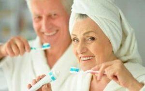Salud bucal en el adulto mayor