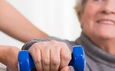 Fisioterapia a domicilio para pacientes con Parkinson