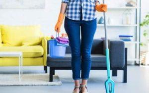 Derechos de una empleada del hogar