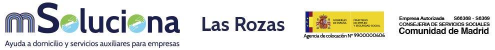 Ayuda a domicilio y servicios auxiliares para empresas en Las Rozas