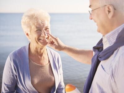 Acompañamiento de los mayores en vacaciones